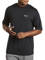 Reebok PlayDry® Short-Sleeve Base Layer Top