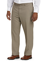 Gold Series™ Continuous Comfort™ Performance Plus Flat-Front Pants
