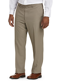 Gold Series Continuous Comfort Performance Plus Flat-Front Pants