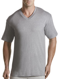 Harbor Bay® 3-pk. V-Neck T-Shirts