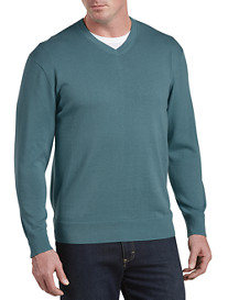 Harbor Bay® V-Neck Pullover