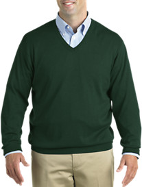 Harbor Bay® V-Neck Pullover