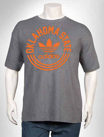 adidas® Collegiate Granite Tee