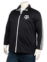 Collegiate Fleece Track Jacket