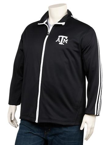 Collegiate Fleece Track Jacket | Sweatshirts