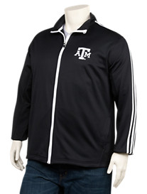 Collegiate Fleece Track Jacket