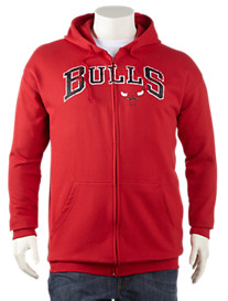 NBA Full-Zip Fleece Hoodie