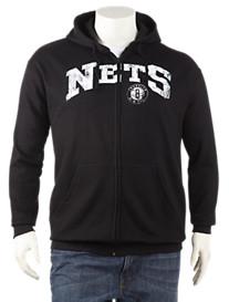 NBA Full-Zip Fleece Hoodie