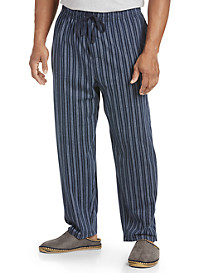 Harbor Bay® Stripe Knit Pants