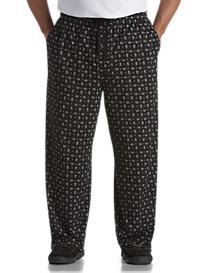 Harbor Bay® Paisley Knit Pants