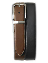 Harbor Bay® Reversible Leather Casual Belt
