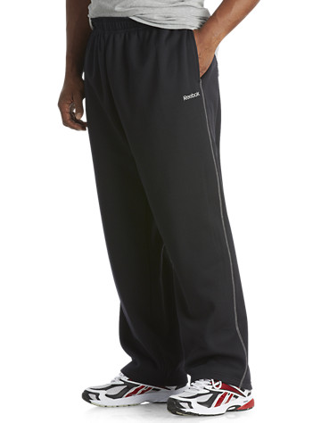 Reebok PlayDry® Fleece Pants - ( Active Bottoms )