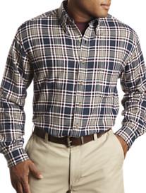 Harbor Bay® Flannel Sport Shirt