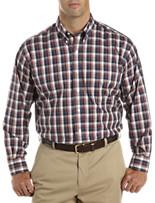 Oak Hill® Plaid Sport Shirt
