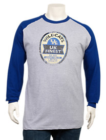 Collegiate Long Sleeve Tee