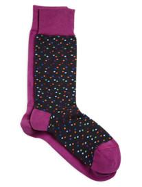 Harbor Bay® 2-pk Small Dot Socks