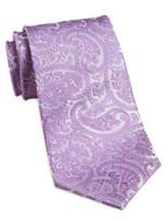 Geoffrey Beene® Paisley Silk Tie