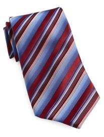 Geoffrey Beene® Textured Stripe Silk Tie