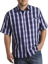 Synrgy™ Microfiber Patterned Sport Shirts