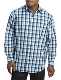 Synrgy™ Long-Sleeve Multi Check Sport Shirt