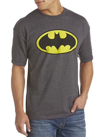 Batman Classic Logo Graphic Tee