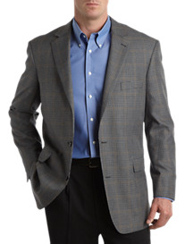 Oak Hill® Jacket Relaxer™ Check Sport Coat
