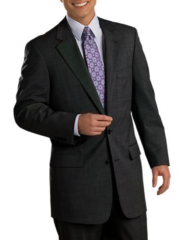 Gold Series Jacket-Relaxer™ Suit Jacket — Executive Cut (Long)