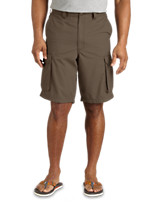 True Nation® Ripstop Cargo Shorts
