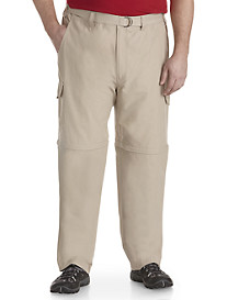 Harbor Bay® Convertible Cargo Pants