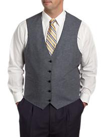 Oak Hill® Reversible 5-Button Vest