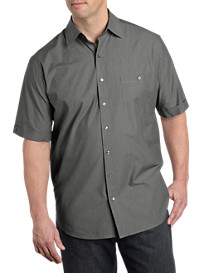 Synrgy™ Short-Sleeve Solid Sport Shirt