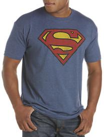 Classic Superman Logo Graphic Tee