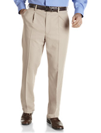Geoffrey Beene® Solid Single-Pleat Suit Pants