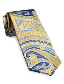 Geoffrey Beene® Ashville Print Paisley Silk Tie