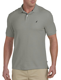 Nautica® Tech Deck Ribbon-Trimmed Performance Polo