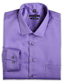 Geoffrey Beene® Core Solid Sateen Dress Shirt