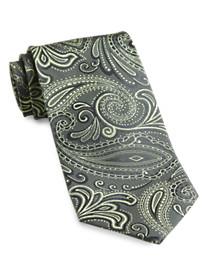 Geoffrey Beene® Silverado Paisley Silk Tie