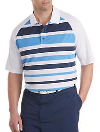 Reebok Play Dry® Body Stripe Polo