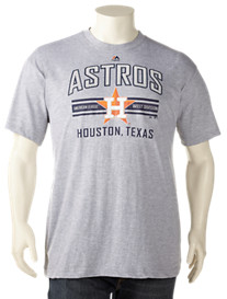 Majestic® MLB 1st to 3rd Heather Tee