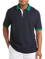 Harbor Bay® Colorblock Polo
