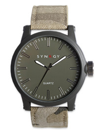Synrgy™ Camo-Strap Watch