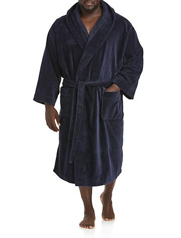 Harbor Bay® Hooded Terry Robe