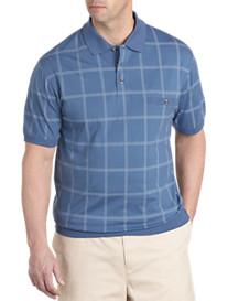 Harbor Bay® Printed Square Banded-Bottom Shirt
