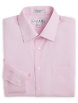 Enro® Non-Iron Poplin Stripe Dress Shirt