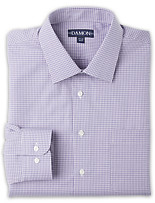 Damon Ultra Poplin Check Dress Shirt