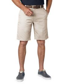 Dockers® Flat-Front Twill Shorts