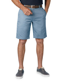 Dockers® Flat-Front Twill Shorts