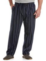 Majestic International® Plaid Flannel Lounge Pants