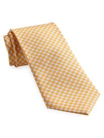 Geoffrey Beene® Gingham Silk Tie