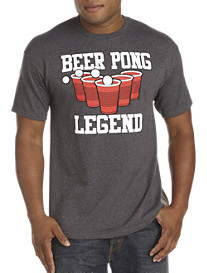 True Nation® Pong Time Screen Tee